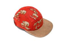 Corduroy Bills and Animal Prints Found In The Latest 5 Panels From Moupia