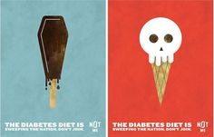 Studio MPLS | Design #illustration #diabetes #death