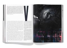 #Elephantmagazine #layout http://www.mattwilley.co.uk/Elephant-Magazine-Issue-3