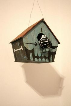 Borneo Modofoker // BirdHouse on Behance #birdhouse #illustration