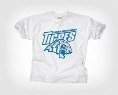 Tigres de garges roller hockey team #shirt