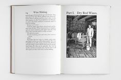 A Good Book #illustration #layout #book #typography