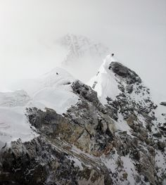 { i n s p i r a r e } #photography #mountains #snow