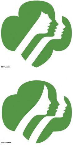 Jasper_Goodall_Girl_Scouts_Logoc1.jpg 454×905 pixels #logo #mark #symbol #saul bass #ocd #girl scouts