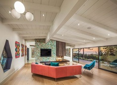 One-Story 1960s Ranch-Style Home Renovated in California 10
