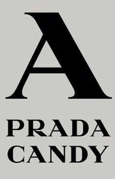 typetoken | Showcasing & discussing the world of typography, icons and visual language #typography #prada