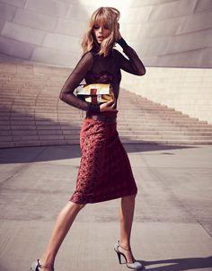 Fashion Photography David Roemer #fashion #model #photography #girl