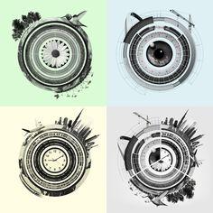 Jacint Cabau Works #design #graphic #direction #art #3d