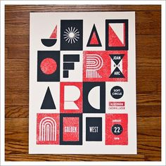 Christopher Muccioli – Screen Print Gig Posters / Aqua-Velvet