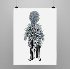 CRL #hope #tree #holocaust #boy #stripes #child #silhouette #shoah #children #leaves