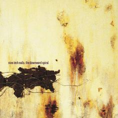"Nine Inch Nails ""The Downward Spiral"" cover art by Russell Mills #NIN #NineInchNails #Music #RussellMills"