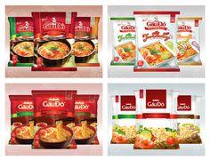 Red Bear MasterBrand on Behance #packaging #asian