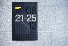 Portl& TypeCon Michael Cina #type #poster