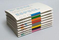Escenaris Especials —Enserio #brochure #handmade #identity