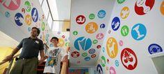 RxArt   Projects   NYU Child Study Center #pictogram