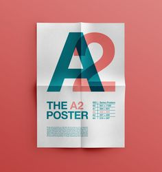 #iso #poster #typography