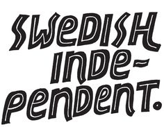content_swe_independet #typography