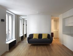 Triplex in Paris