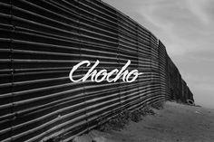 Chocho #chocho #script #branding #mexico #suizopop #logo
