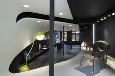 Galerie BSL #retail #paris #space #store #concept #hipshops #galerie