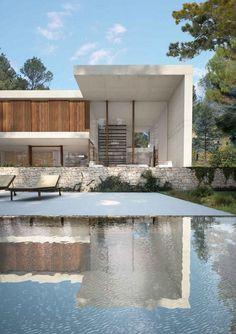 La Calma House by Ramon Esteve Estudio 1
