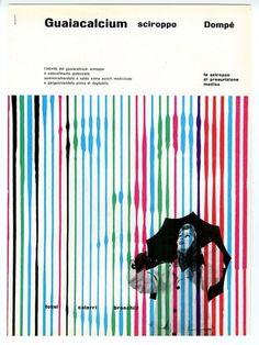 Creative Review - Pushing drugs #overprint #retro