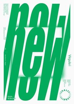 Exhibition #03: New Now