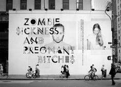 Gimme Bar | Bureau Bruneau #typography