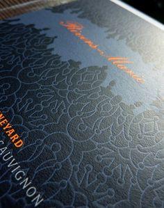 Wine label pattern | Marian Bantjes #bantjes #marian #designer