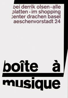 Karl Gerstner #karl #design #graphic #gerstner #type