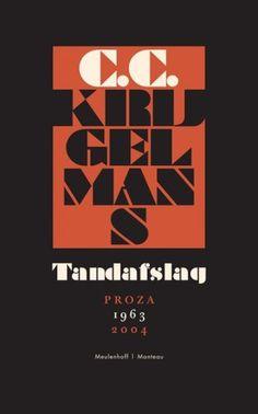 Tandafslag #cover #editorial #book
