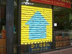 Post-it Notes for Neighbors « Candy Chang #art