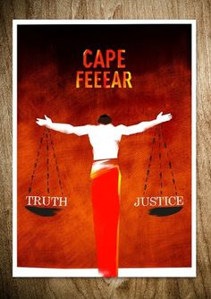 CAPE FEAR - Rocco Malatesta Posters & Prints #movie #cape #malatesta #graphic #rocco #fear #illustration #poster