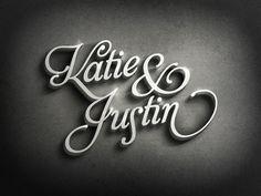 Fullsize #lettering #script #texture #typography