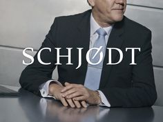 Schjødt Law Firm on Behance #brand