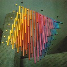 grain edit · Harry Murphy + Friends #sculpture #installation #harry #colors #murphyfriends #art