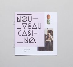 Ill Studio - NC booklet #print #booklet