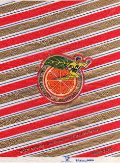 www.legufrulabelofolie.fr the site légufrulabelophiles, collectors label fruit and vegetables #paper #fuit #orange