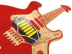 Image of Woodrocker - the smart guitar