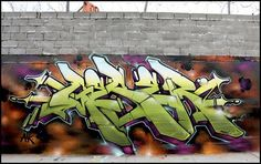 New Geser Graffiti Wall | Senses Lost #graffiti #geser