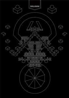 machiavelism #lines #black #identity #geometric