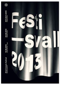 ultrazapping: Festisvall 2013 by Geir Olafsson #design #graphic #geir #poster #olafsson