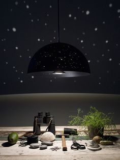 Starry Light by Anagraphic Photo #sign #lamp #pendant #zodiac