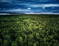 Finland From Above: Drone Photography by Tomi Castren