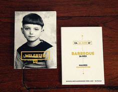 wilfried #birthday #invitation
