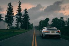 Stunning Automotive Photography by Alex Bernstein