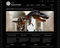 Eight Hour Day » Manifest #identy #brand #web #interface