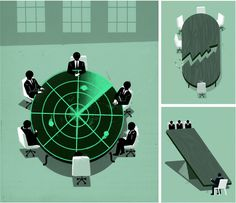 Yarek Waszul Illustration #radar #data #investor