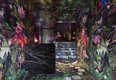Pretty please Bar Club Melbourne Travis Walton 3 #marle #photo #pattern #space