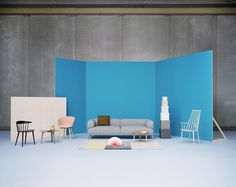 yellowtrace_hay2 #background #living #space #set #up #blue